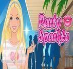 Vestidos da Barbie de Festa