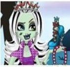 Vestir a Monster High Frankie