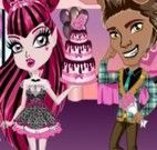 Vestir Operetta monster high