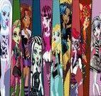Vestir Todas as Monster High