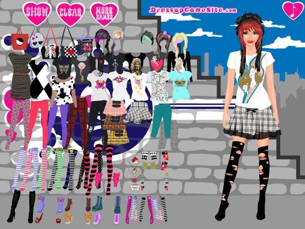 Jogos de roupas