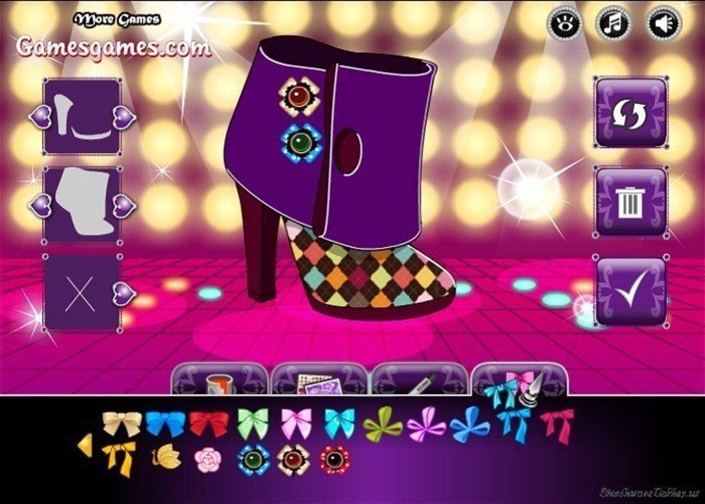 Jogos de sapatos