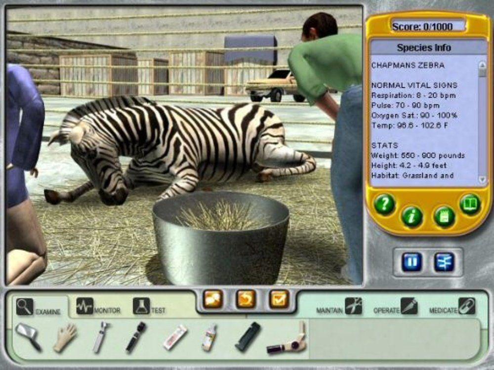 Jogos de veterinário