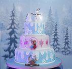 Bolo de aniversário Frozen: como fazer