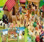 Coleção Livros Os Animais da Fazenda