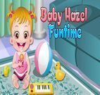 Jogos da bebê  Hazel